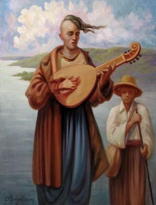 Олег Шупляк (Украина, род. 1967) Бандура 2011 г.