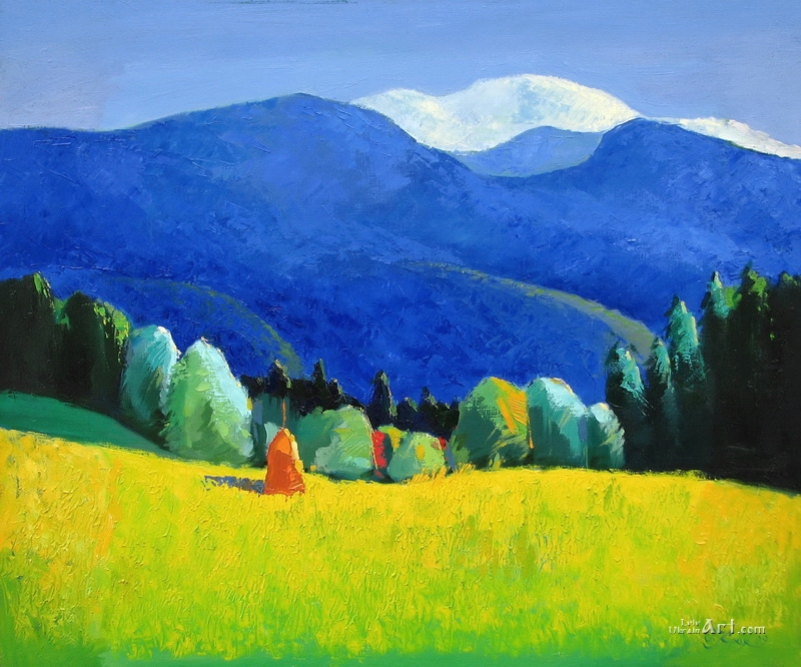 Сини горы