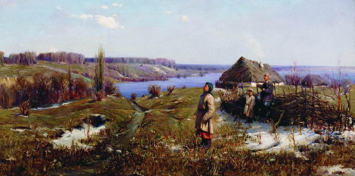 Весна 1895