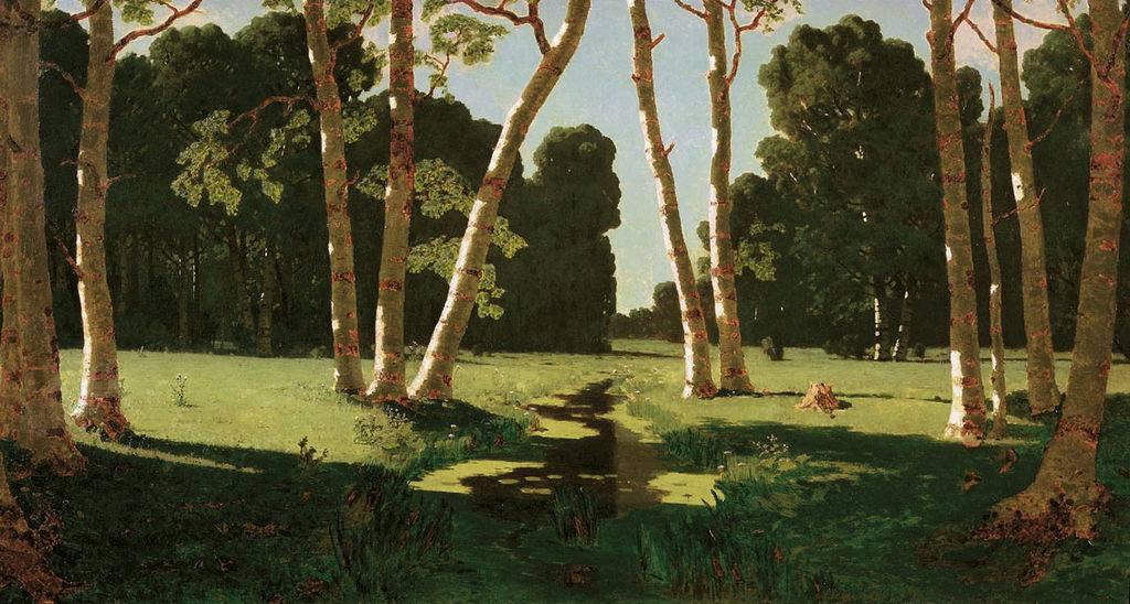 Березовий гай» (1879)