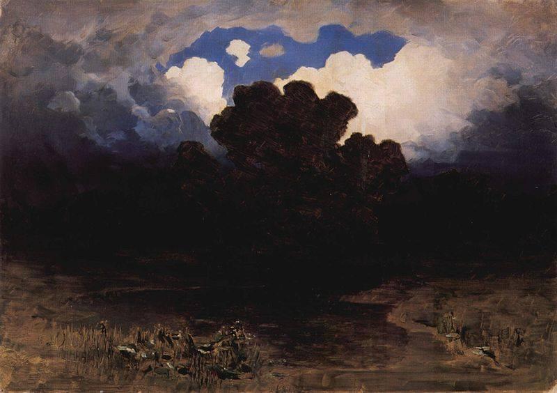 Хмари» (1882)