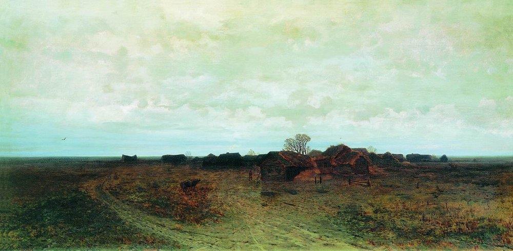 Забуте село 1874