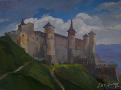 Замок в Камянец-Подольском