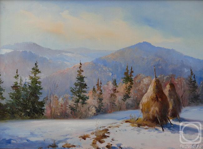 Карпатская зима