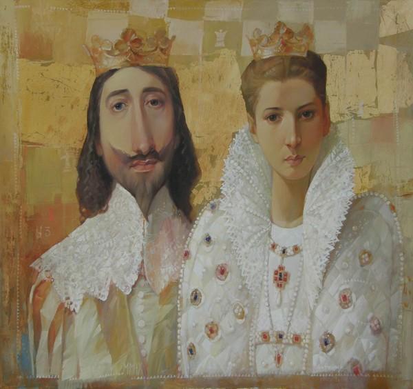 А. Антонюк. Моя королева и я