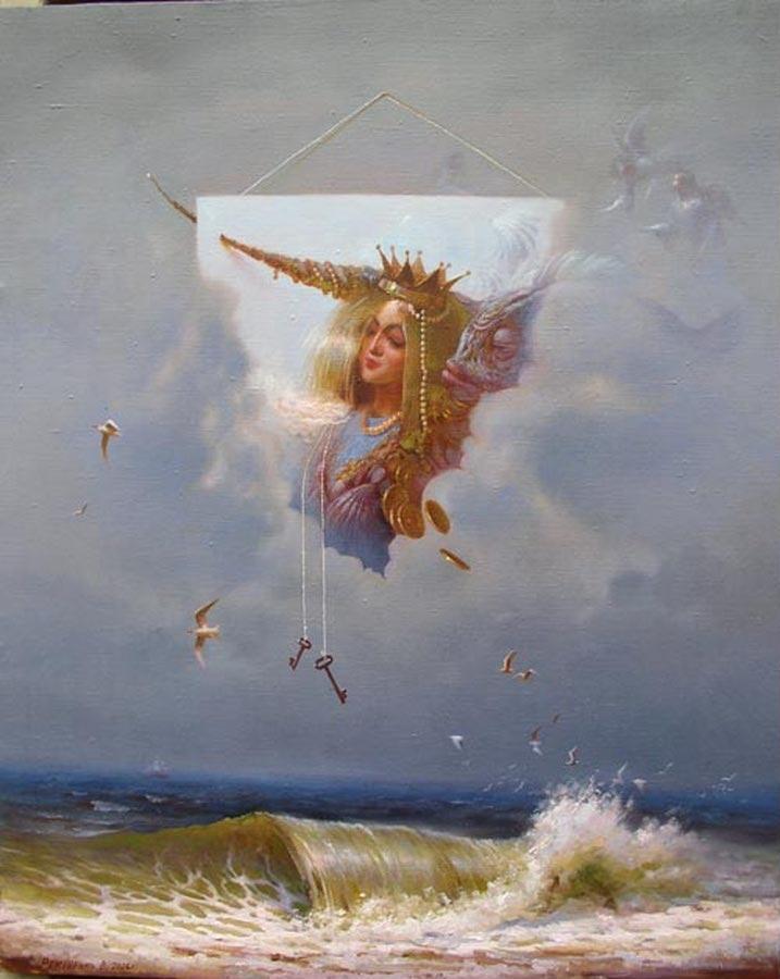 Морская царевна