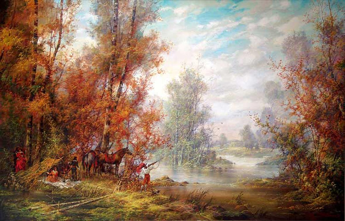 осіннє полювання