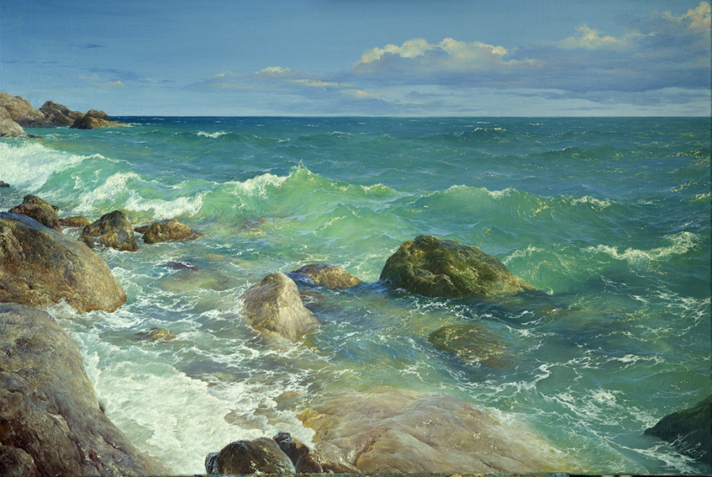 море в квітні