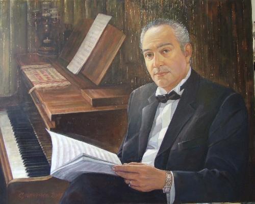 Композитор Александр Злотник, 2008