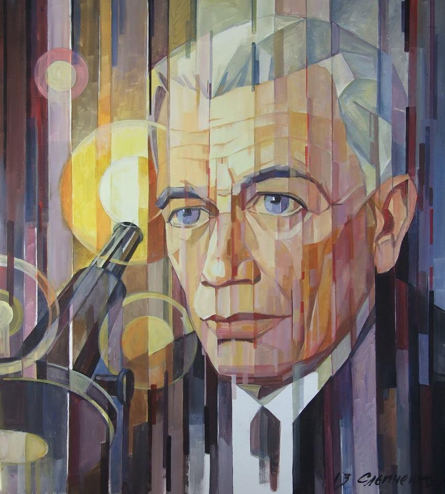 Портрет академіка Олександра Богомольця