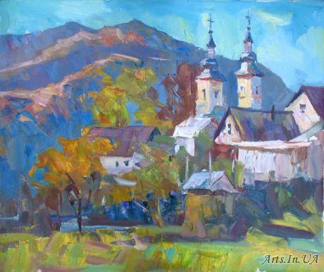 церковь в Калачаве