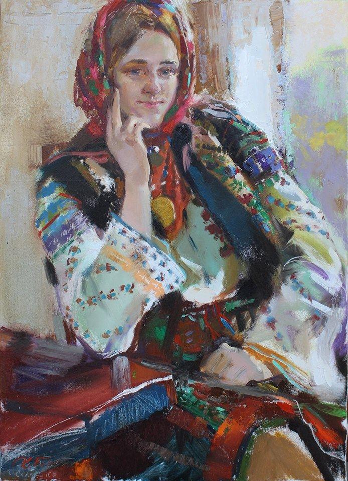 Портрет Олени Могировської