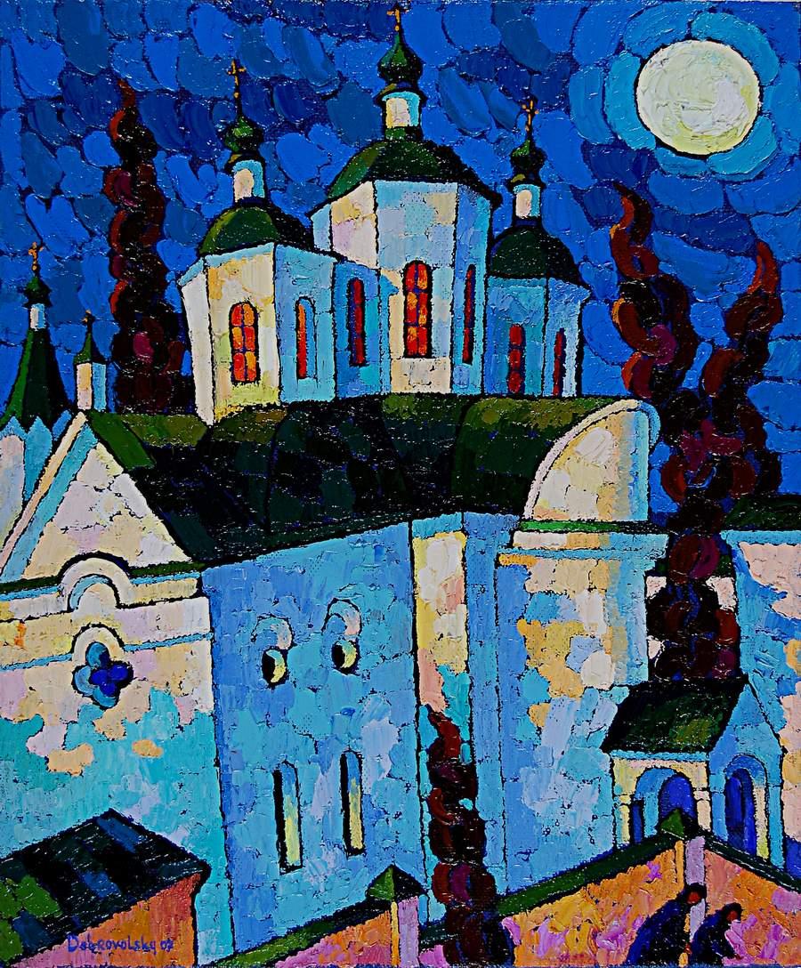Церковь на Подоле