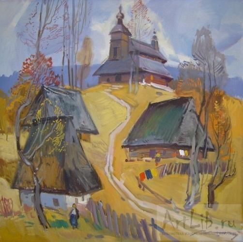 Закарпатский хутор
