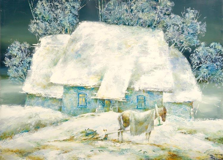 Головін К. різдво