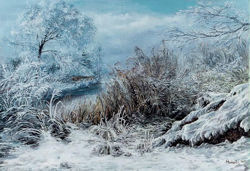 зимова палітра