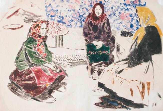 «Бабусі», 1960-і рр.