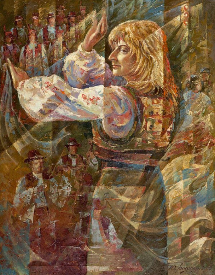 «Віртуоз. Диригент Закарпатського народного хору Наталія Петій-Потапчук», 2012,