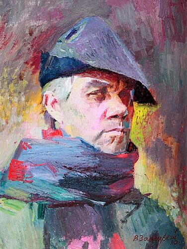 1Автопортрет,1980