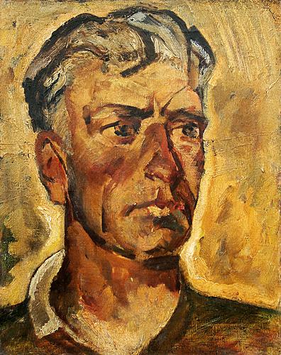 Чоловічий портрет
