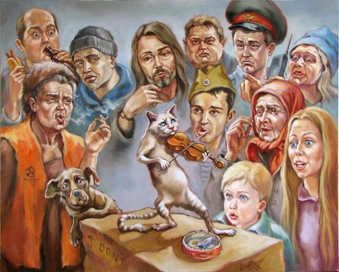 мистецтво належить народу