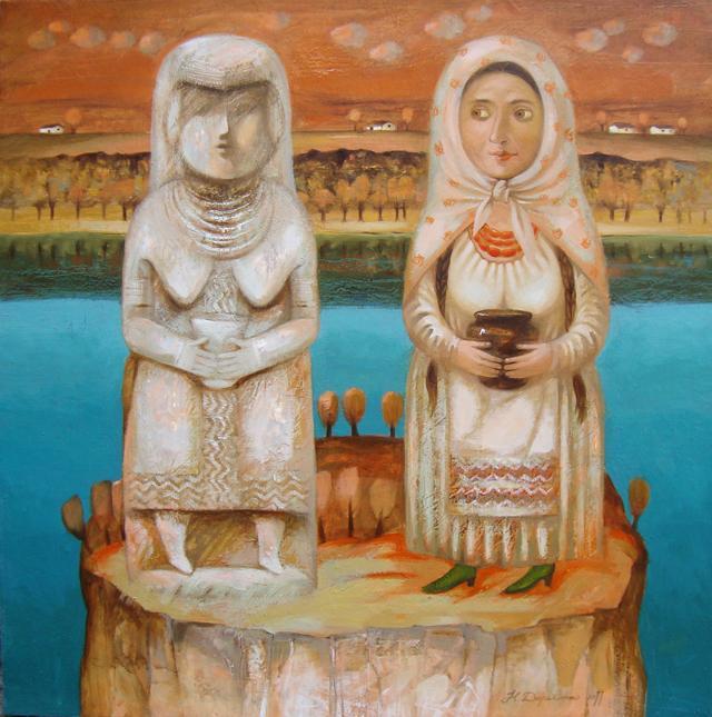 Дві баби на Хортиці
