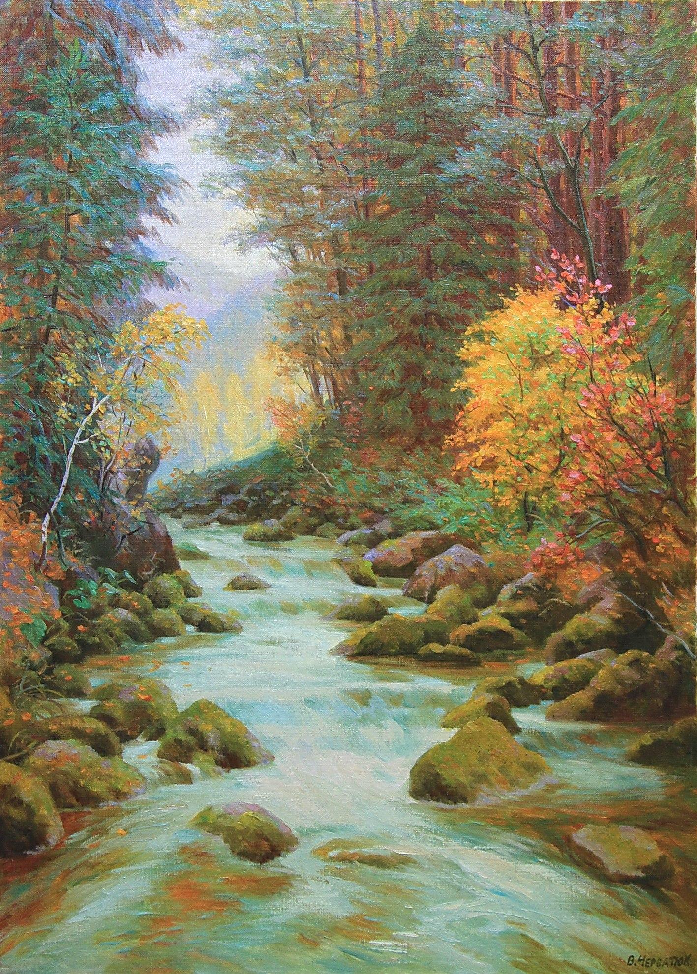 Гірський потік