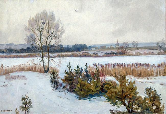«Ще сніг лежить», 2004