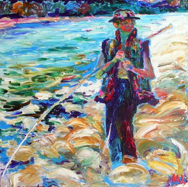 Молодий рибак
