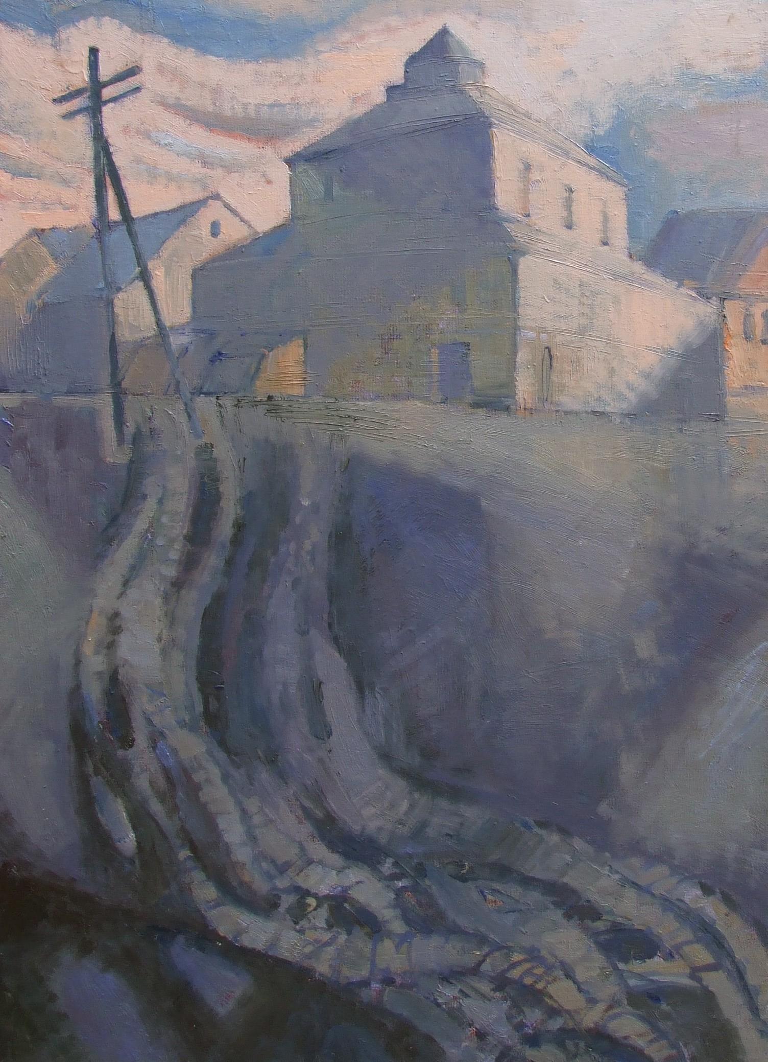 sinagoga_vecherom_70h50_holst_maslo_2011g