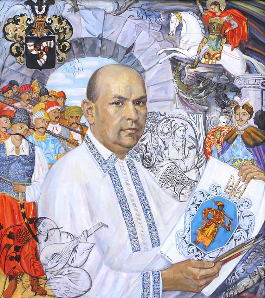 Георгій Нарбут