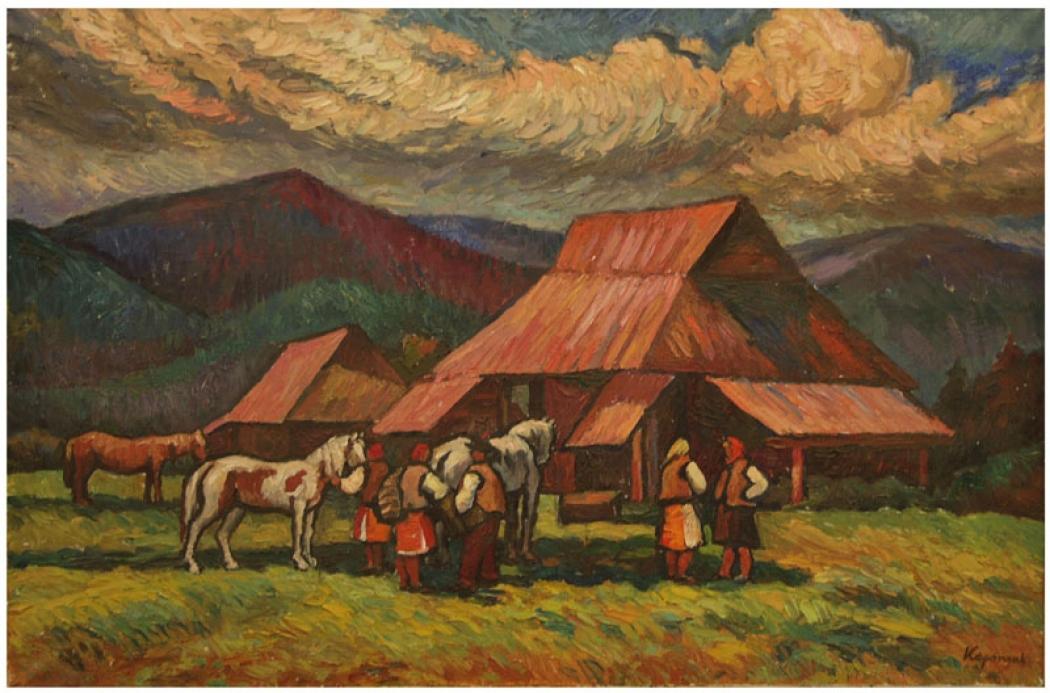Карпатська кузьня