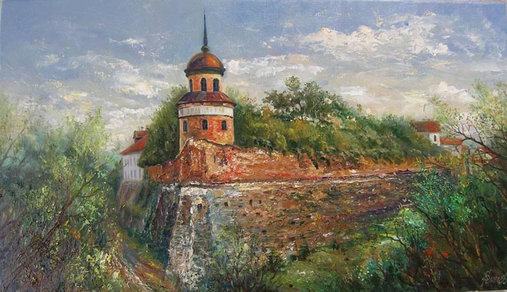 Дубновская крепость.