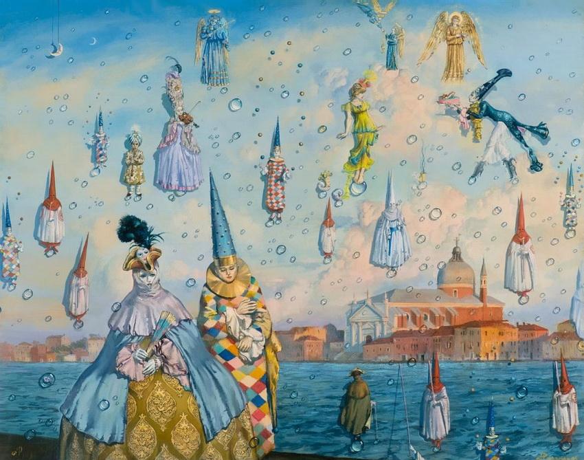 Венеция - магия калейдоскопа
