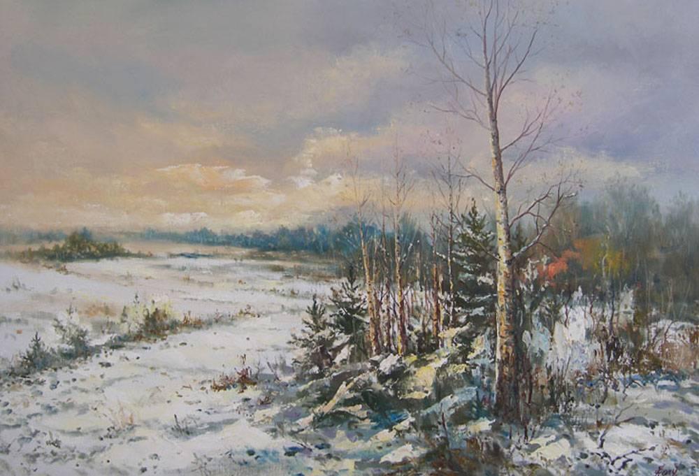 Зима в Сергеевке2.