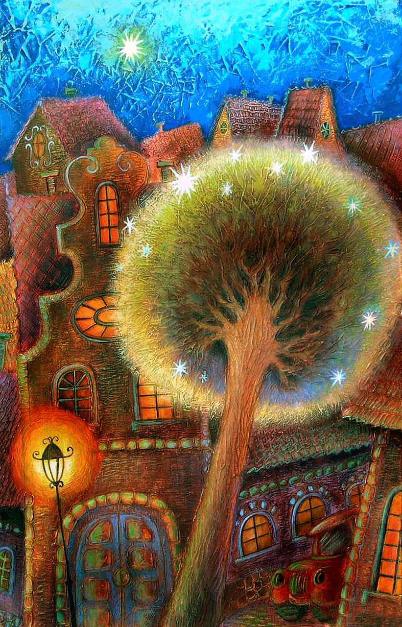 зоряне дерево