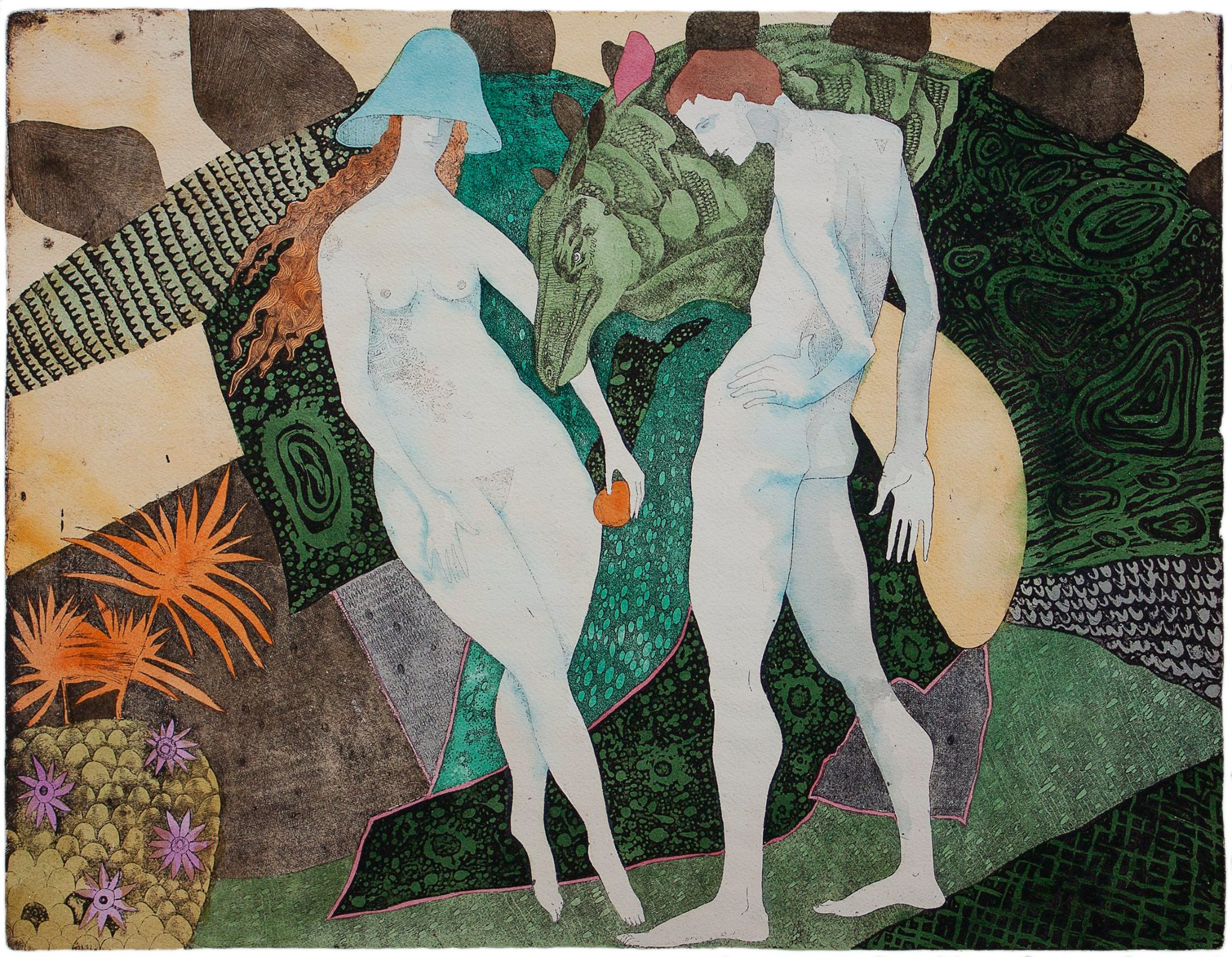 Адам та Єва.