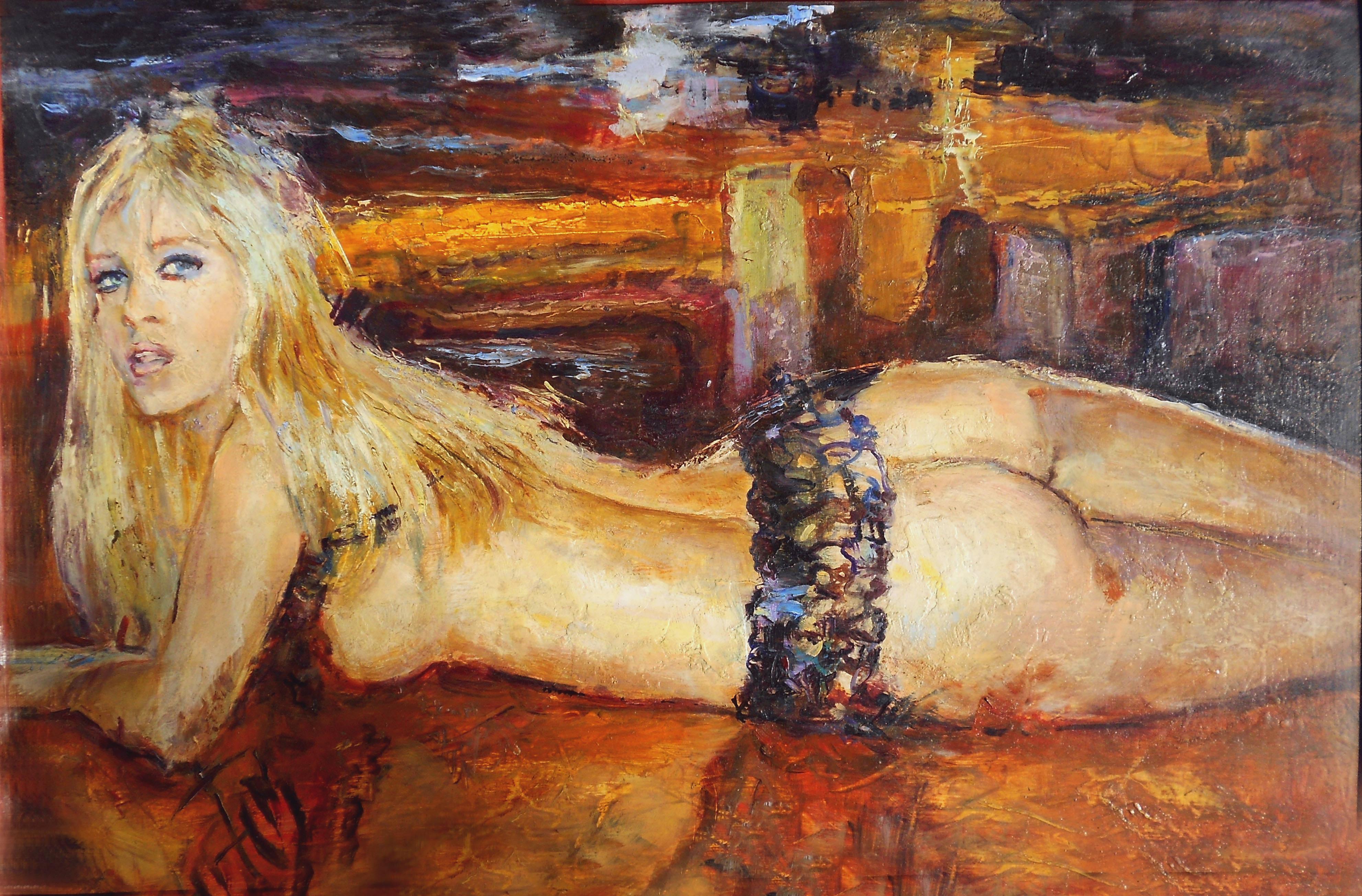 nude-blonde