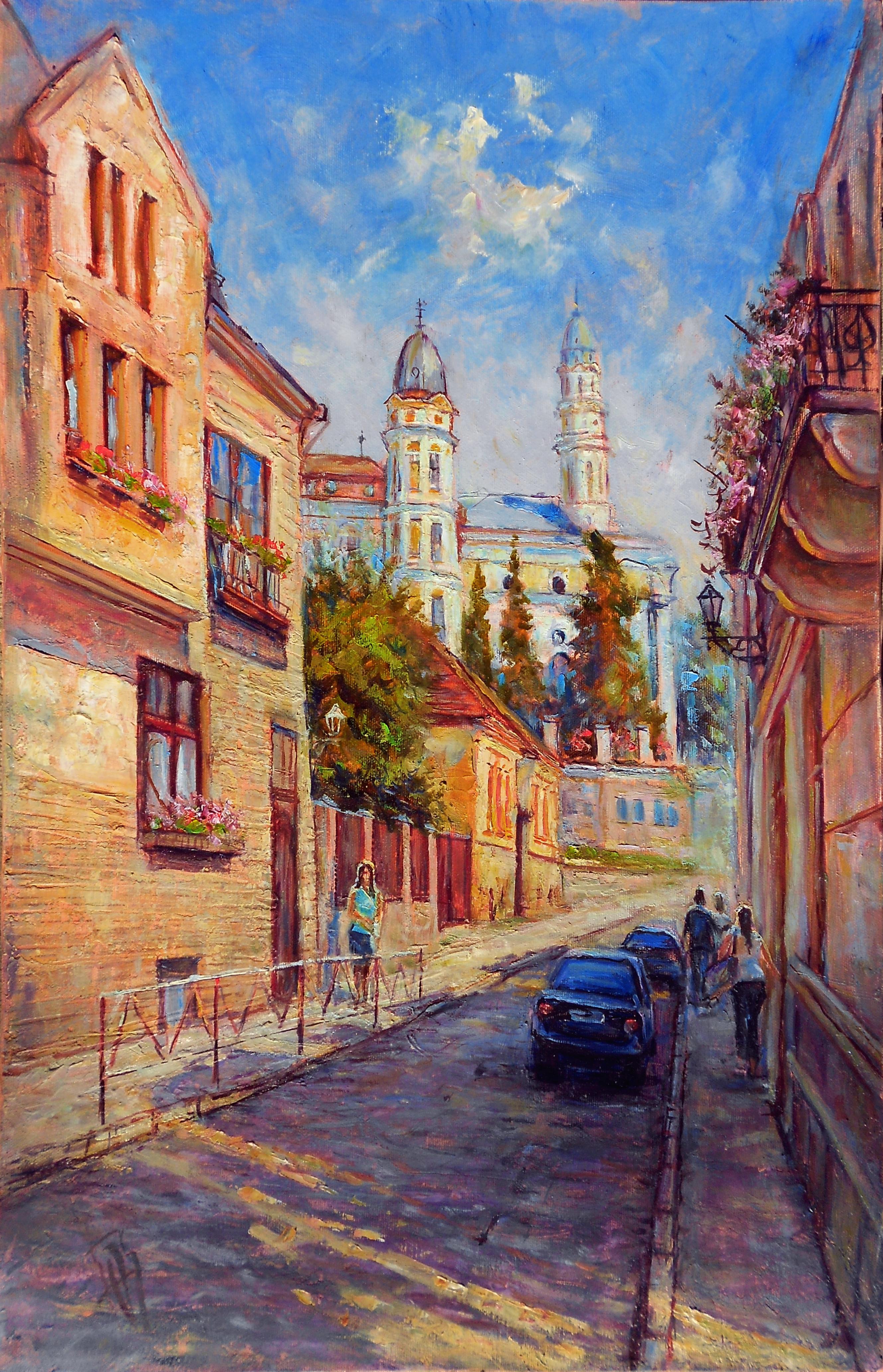 solnechnyj-uzhgorod-na-ulice-dux