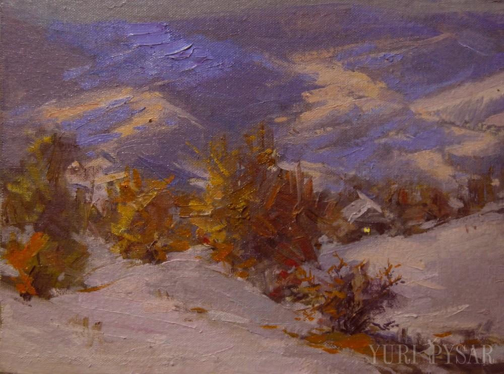 бузкова зима