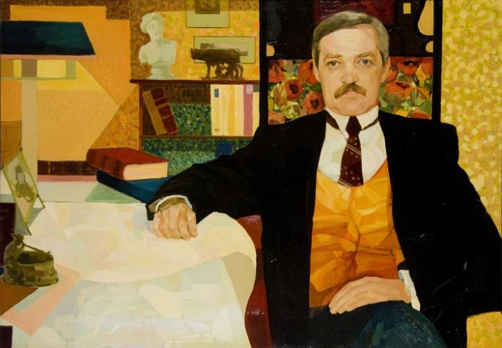 портрет Мазура С.А.