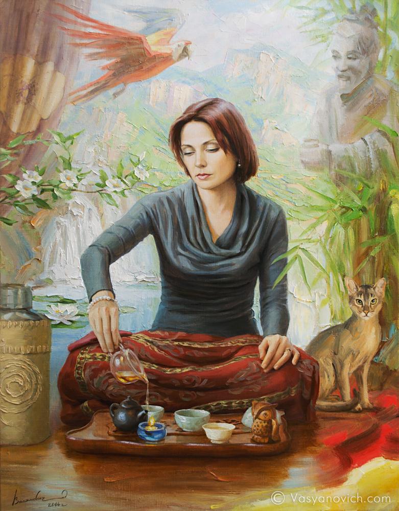 portret-s-chaynoy-tseremoniey