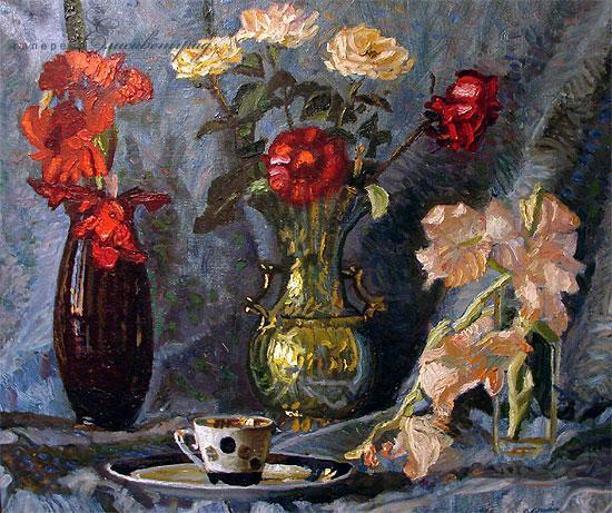 rozyi-i-gladiolusyi