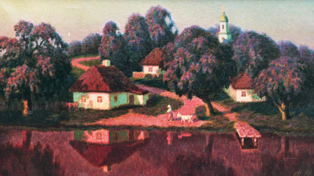 zadivilasy-hata-v-vodu-1997-polotno-oliya