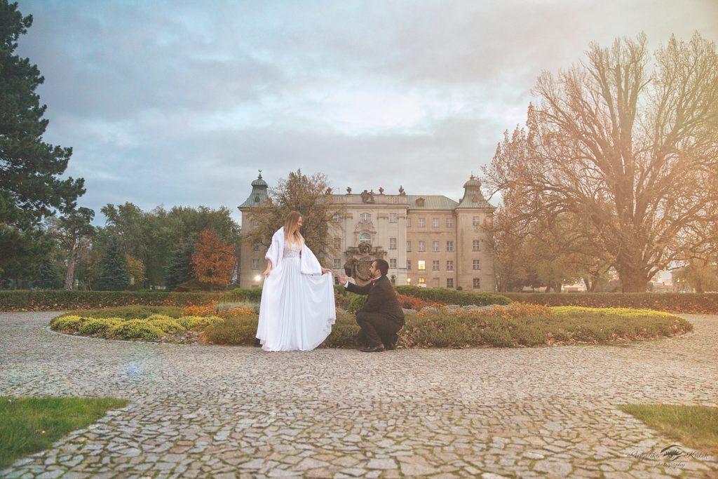 Angelika Kubik fotografia ślubna Głogów