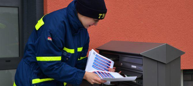 THW unterstützt Vorbereitung zur großen Bombenentschärfung in Hannover