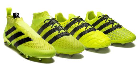 kopačky řady adidas ace 16