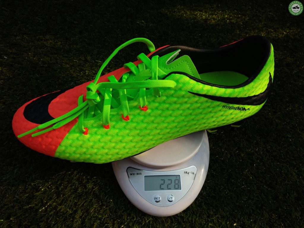 Váha kopaček Nike Hypervenom Phelon III