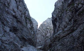 Canionul Ciorânga Mare (3A/6-), Piatra Craiului