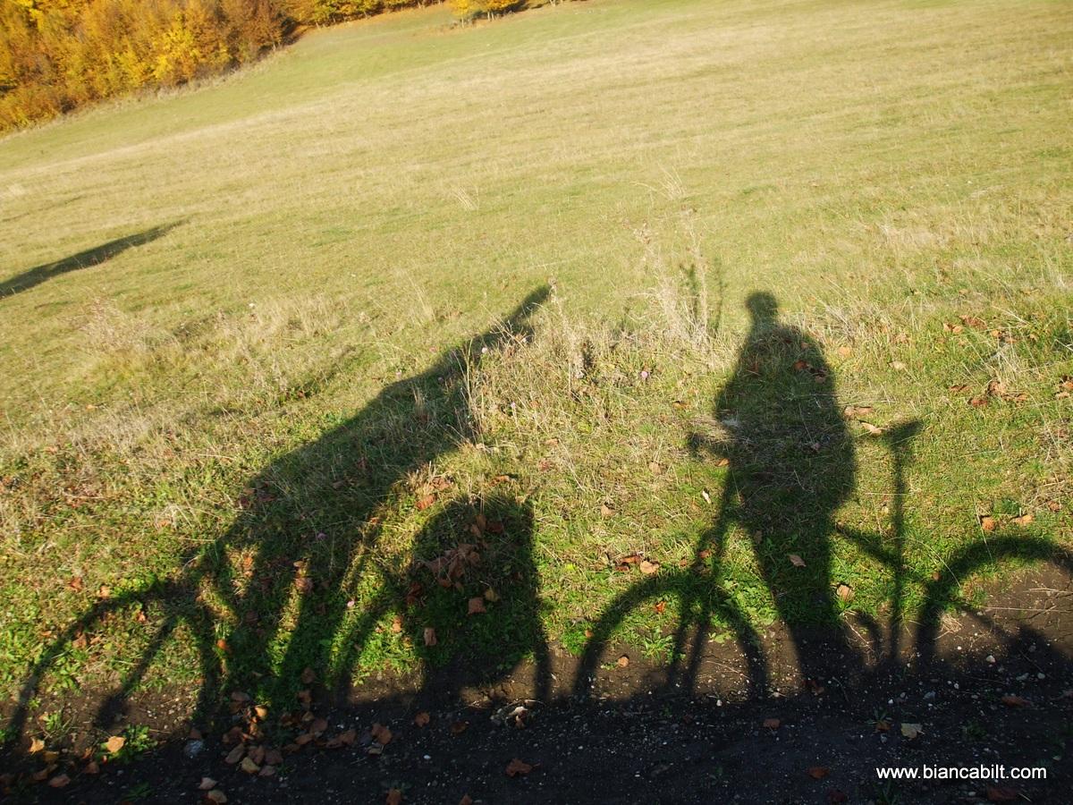 Și autoportret de final :D. A fost o tură tare, tare faină, în care am pedalat cu un spor ieșit din comun.